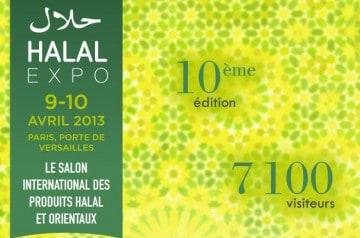 Halal Expo 2013