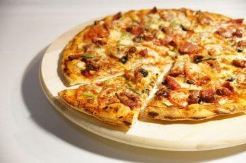 Insolite : un bouquet de mariage en pâte à pizza