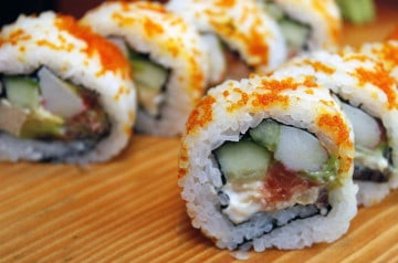 Insolite : une femme arnaque des restaurants de sushis