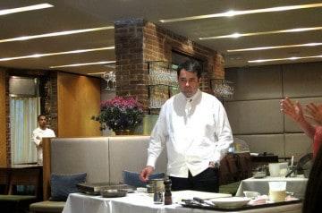 Jean François Piège signe chez Sushi Shop