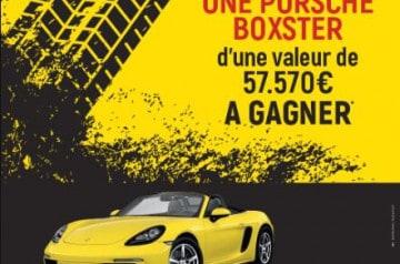 Jeu concours chez Bistro Régent : une Porsche à gagner