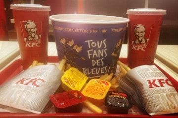 KFC baisse ses prix pour quelques jours