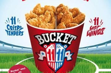 KFC célèbre la coupe du monde 2010