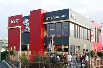 KFC La Roche-sur-Yon et KFC Vitrolles