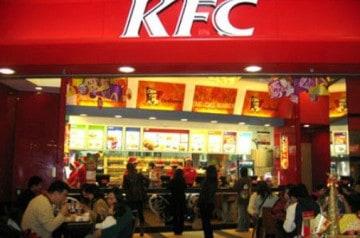 KFC ouvre son 129ème restaurant