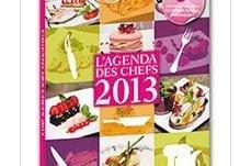 L'Agenda des chefs 2013