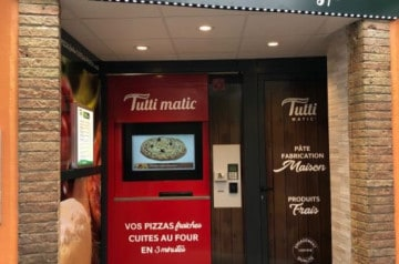 L'aventure Tutti Matic se poursuit pour Tutti Pizza