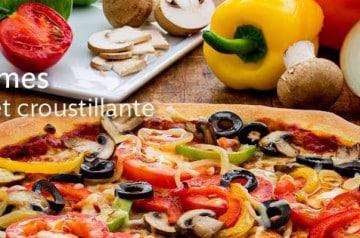 L'été, goûtez aux pizzas ensoleillées de Speed Rabbit Pizza