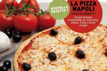 L'origan chez Pizza Sprint