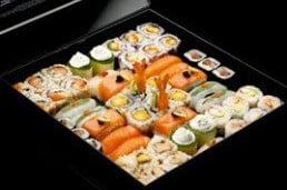 L'usine à créations de Sushi Shop