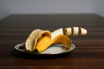 La banane sushi, un dessert gourmand