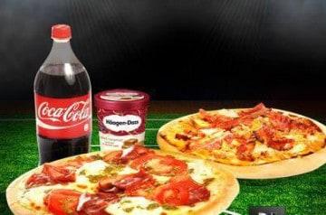 La Boîte à Pizza à l'heure de la Mondiale