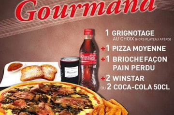 La Boîte à Pizza accueille Winestar