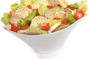 La Boîte à Pizza, c'est aussi des salades !