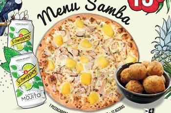 La Boîte à Pizza fête l'été avec sa Pizzacabana