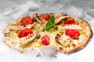 La Boîte à Pizza : finir l'été en gourmandise