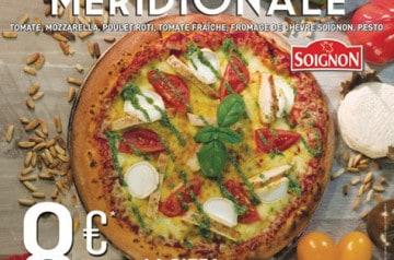La Boîte à Pizza : un repas sain, simple et pas cher