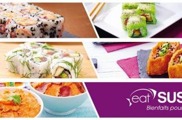 La carte 2015 de Eat Sushi