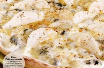 La carte automne-hiver Pizza Paï