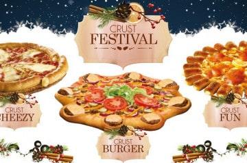 La carte d'hiver de Pizza Hut