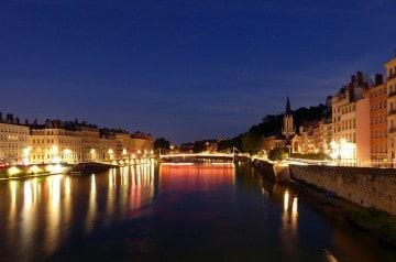 La Cité internationale de la Gastronomie de Lyon en automne