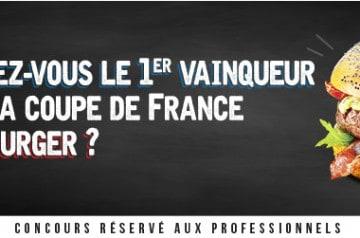 La Coupe de France du Burger