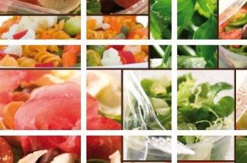 La folie des salades chez Francesca