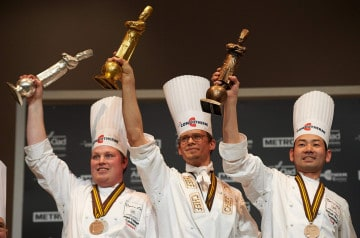 La France honorée par le Bocuse d'Or 2013
