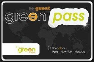 La Green Pass de Green is Better