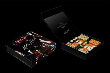 La Kate Moss Box de Sushi Shop