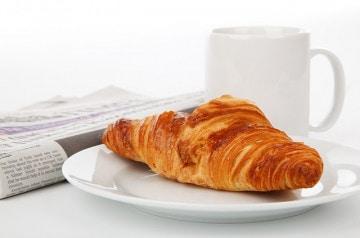 La livraison de croissants et baguettes à domicile sur Paris