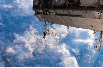 La nourriture dans l'espace, au-delà de la science-fiction