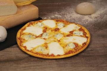 La Pizza 4 Fromages revisitée par La Boîte à Pizza