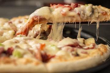 La pizza à la pizza, tendance ou du grand n'importe quoi?