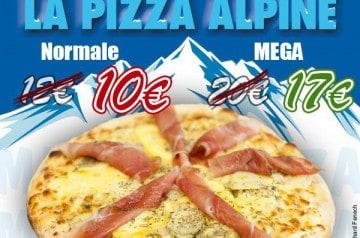 La Pizza Alpine Mister Pizza