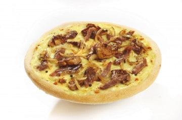 La pizza de noël de la Boîte à Pizza
