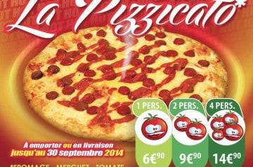 La Pizzicato de Pizza Tempo