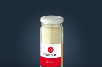 La poudre de Wasabi de Matsuri