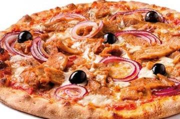 La Royal Kebab à l'honneur au Kiosque à Pizzas