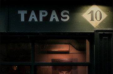Le bar à tapas