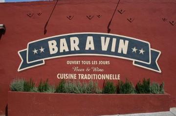 Le bar à vin, qu'est ce que c'est ?
