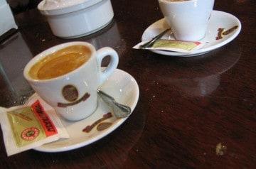 Le café à 1,38 euros en restauration
