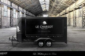 Le Chariot Paris a vu le jour grâce au mécénat