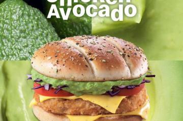 Le chicken avocado de McDo fait un flop