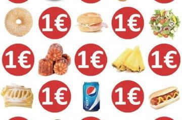 Le fast-food Oup's applique le tarif unique à 1 euro