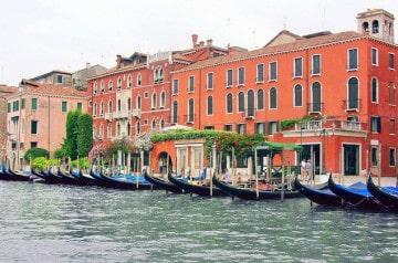 Le fast-food, pas le bienvenu à Venise