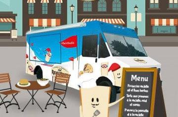 Le Foodtruck Tour 2015 de RichesMonts est à Paris