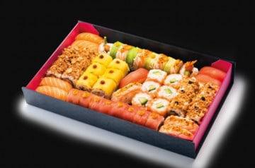 Le goût de l'été 2019 dans les Planet Sushi