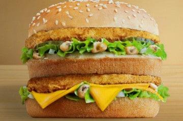 Le Grand Big Mac de Mc Donald's