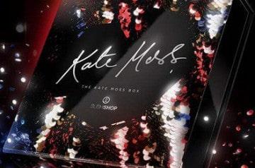 Le Kate Moss Box Sushi Shop dévoilé
